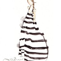 Fashion Illustrations by Dallas Shaw
