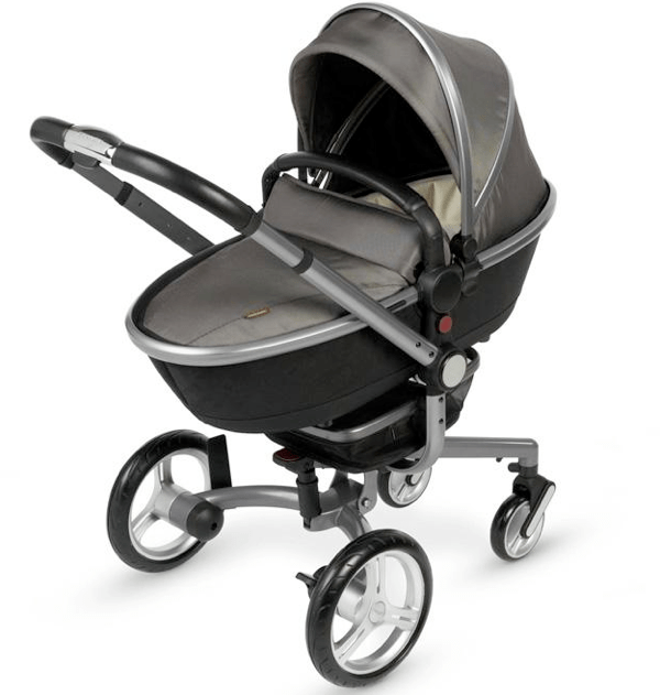 Baby Pushchair Leather Aston Martin Unveils 3 000 Luxury Baby Stroller Haute
