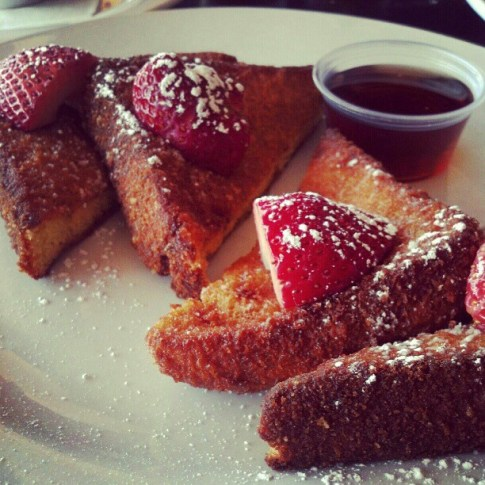 Cap'n Crunch French Toast - 'nuff said ;)