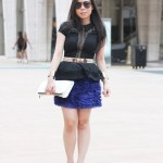 New York Fashion Week SS13 – Outfit of the Day #3