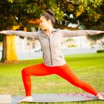 Yoga Fitness Fashion: Colosseum Brand Activewear + Gaiam Yoga Products