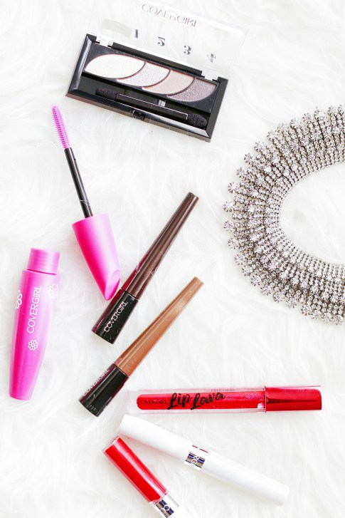 R&B Red Carpet Look with CoverGirl & ULTA