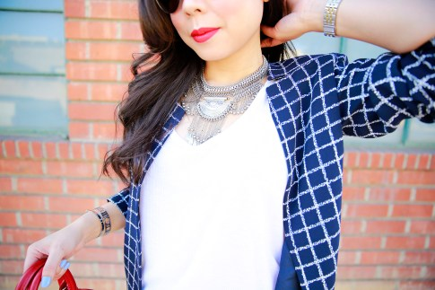 Forever 21 Tribal Necklace