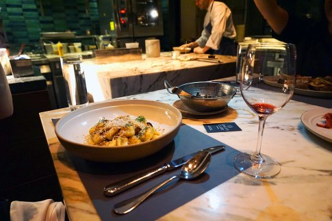 Chef's Club New York with MMLPR
