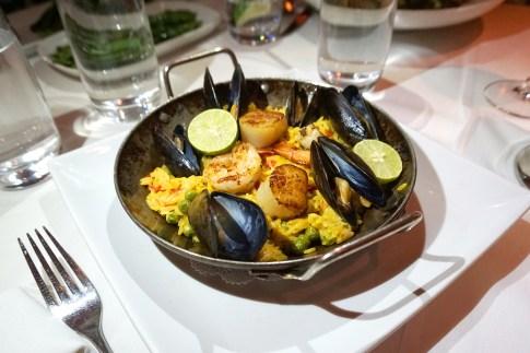 Fig & Olive Paella