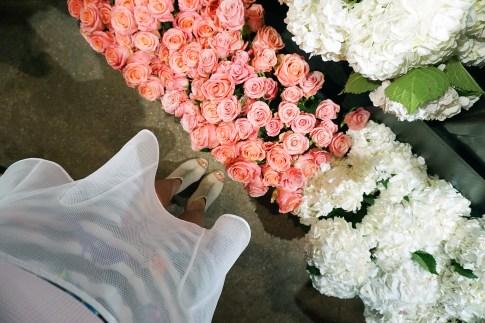 Kate Spade SS16 NYFW Flowers
