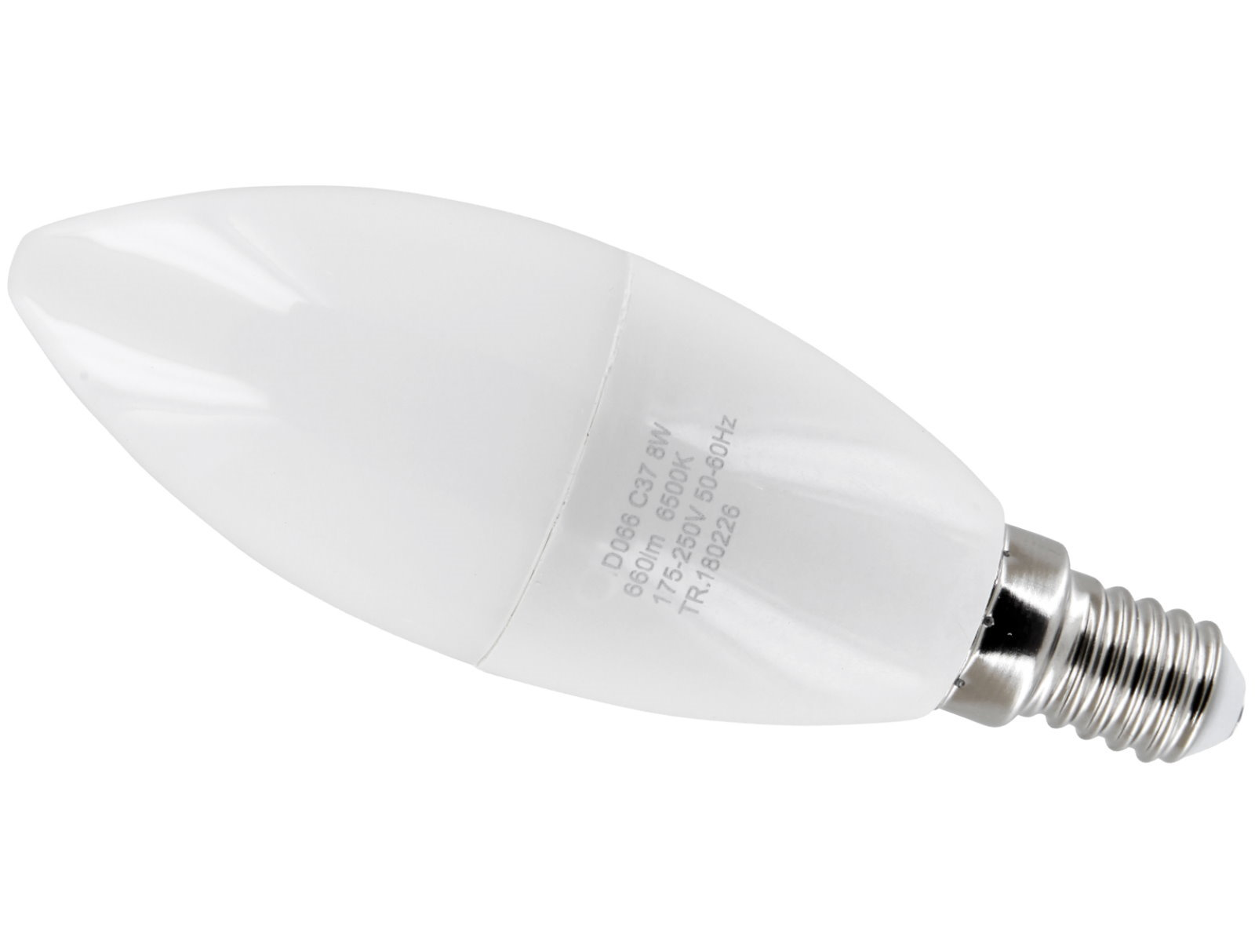 E14 Led Kaltweiß Led Kerze C37 E14 8w Warmweiß