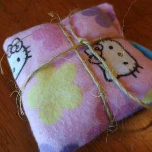 Hello Kitty Pocket Rice Hand Warmers