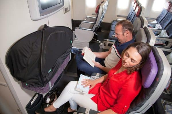 Baby Bassinet On Plane Guide To Booking Using An Airplane Bassinet Have Baby