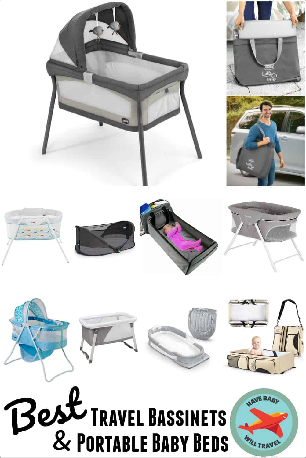Newborn Bassinet Best Best Travel Bassinet Portable Baby Bed Options Have Baby