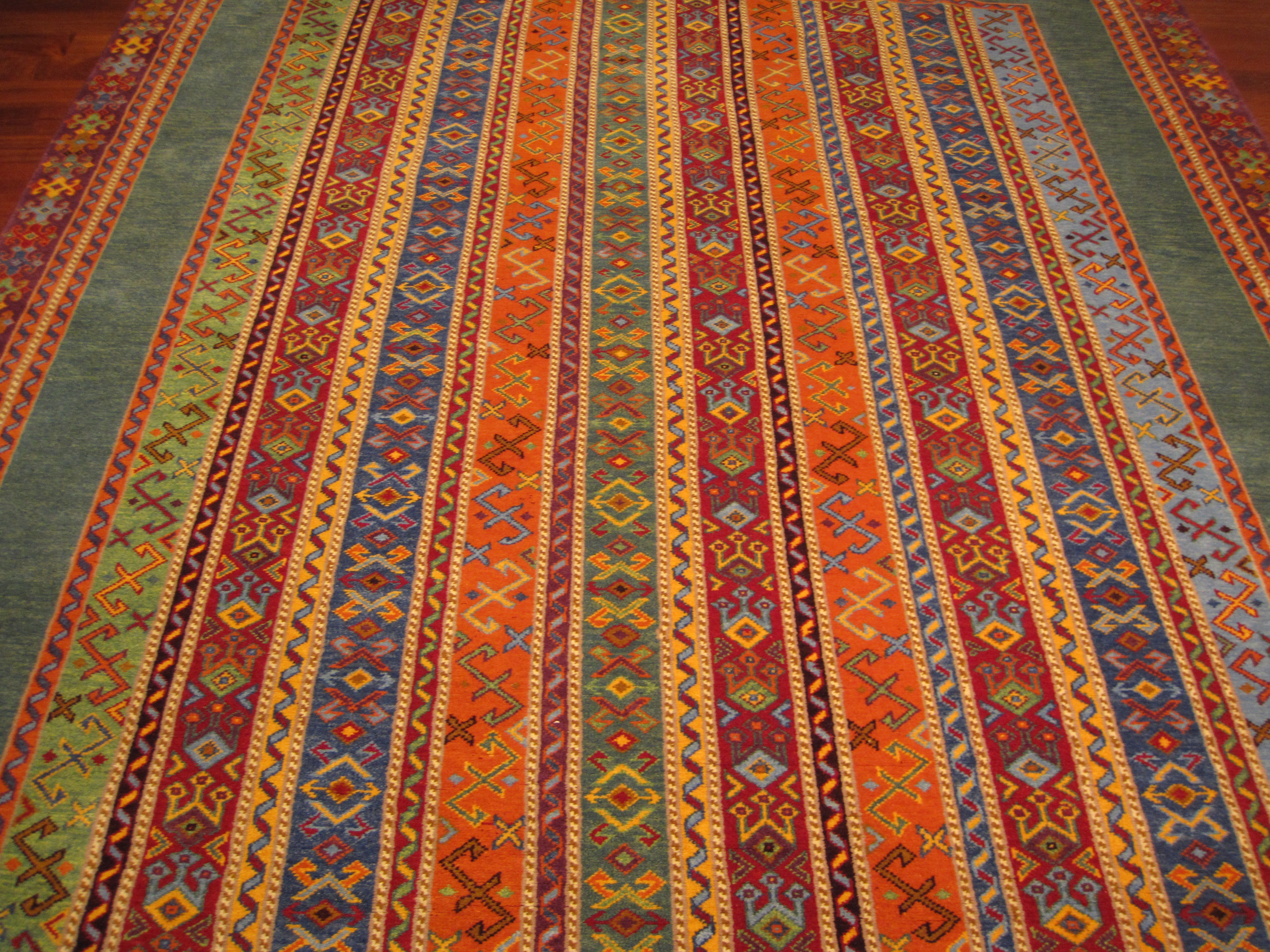 Turkish Carpets Travel Well Fly Safe