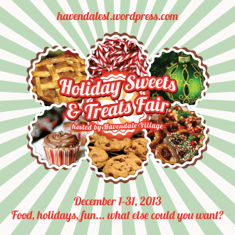 Holiday Sweets and Treats Fair