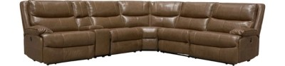 Old Fashioned L Shaped Sofa Sectional Sofas In Leather Brown Beige More Havertys