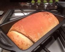 fresh baked bread cinnamon