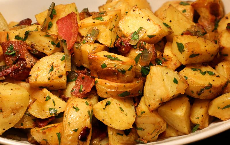 Roasted German Potato Salad - Have You Eaten, SF?