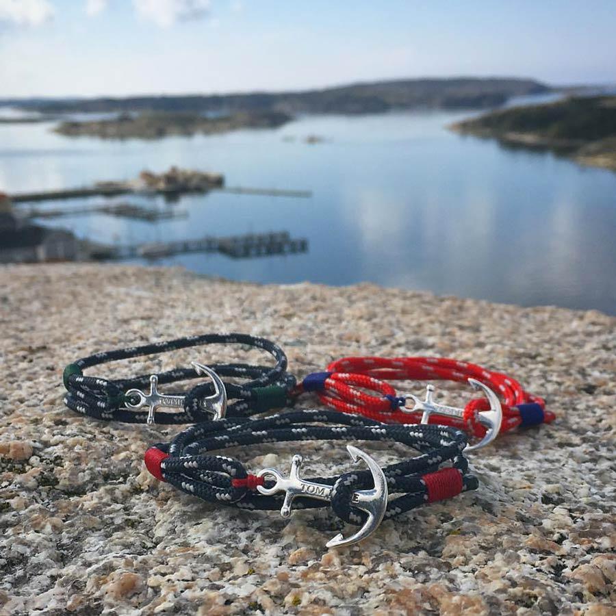Les bracelets Tom Hope. Mathieu 5 janvier 2016