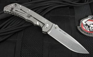2016 American Made Knife of the Year: The Spartan-Harsey Folder