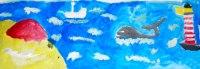 Tajuplný ostrov očima žáků ZŠ Veltrusy