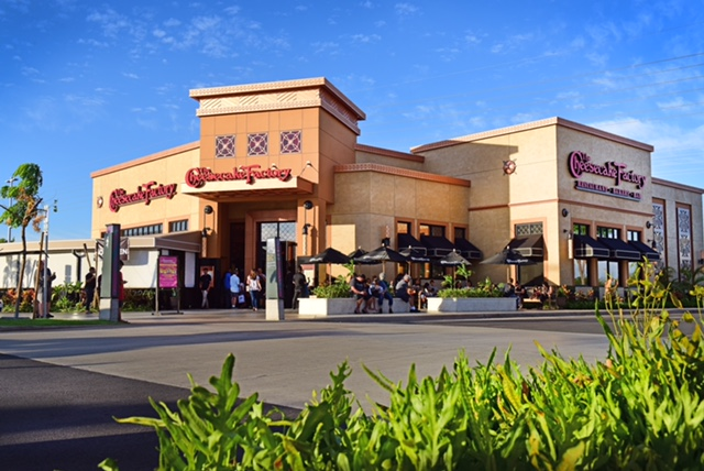 The Cheesecake Factory Kapoeli exterior lowres