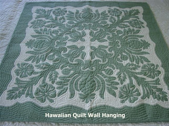 Baby Quilts Handmade Hawaiian Quilt Wholesale