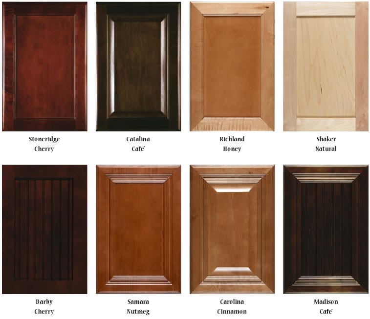 Java Stained Kitchen Cabinets Kitchen Cabinet Wood Stain Colors | Hawk Haven