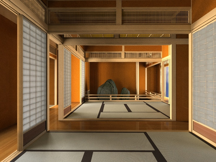 Carpet Tiles Ikea Japanese Tea House Interior | Hawk Haven