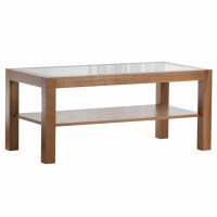 Wooden coffee table designs with glass top | Hawk Haven