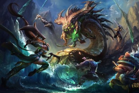 LEAGUE of LEGENDS 学生交流イベント in 博多