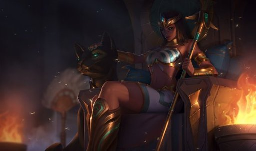 PharaohNidalee