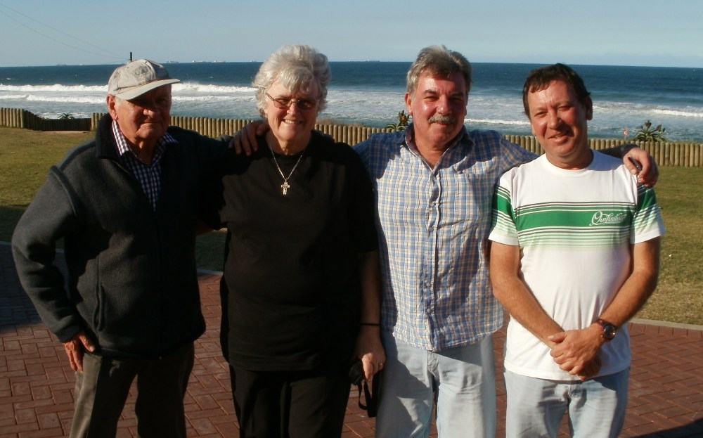 Visiting family in Durban, July 2012 (3/6)