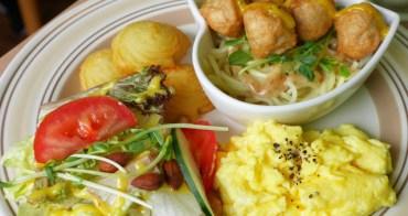 台中北區 G家噪咖 每日手作出幸福味道的平價早午餐 雞肉丸美味、蔬食新鮮、南瓜濃湯濃郁美味 簡單的食材,不簡單的風味!
