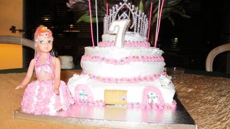 7th Birthday Cupcakes