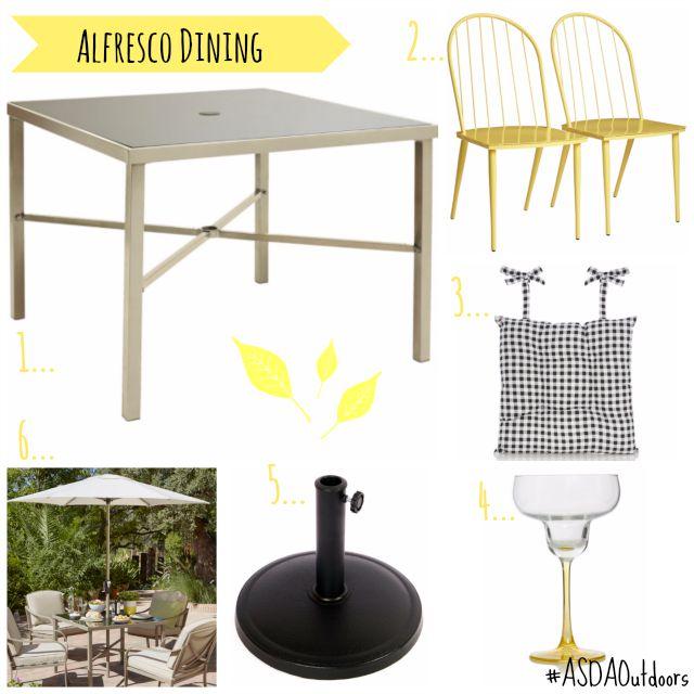 asdaoutdoors garden furniture. Black Bedroom Furniture Sets. Home Design Ideas