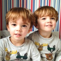 Twins at Two