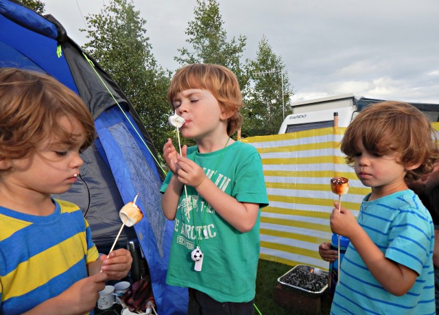 Family Camping In North Wales #WeDoSummer