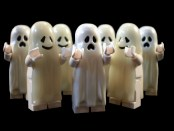 lego ghosts