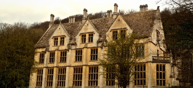 Woodchester Mansion photo by Stewart Black