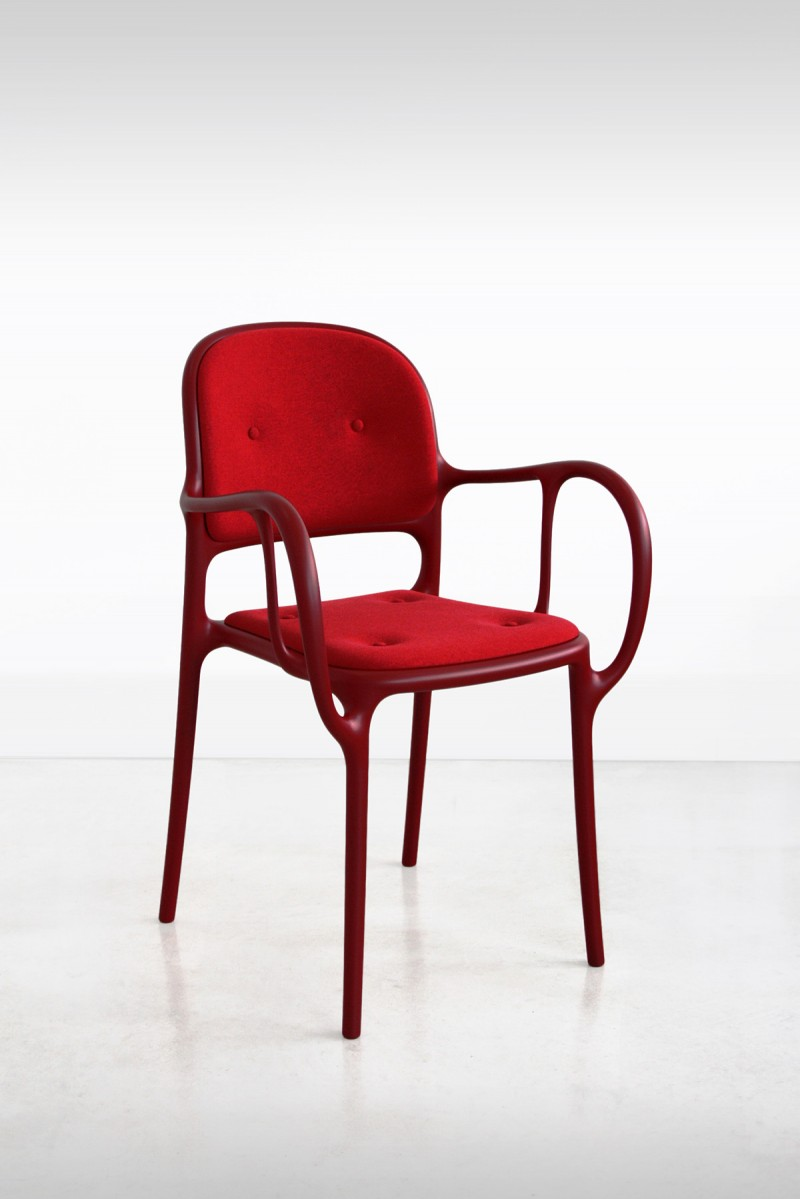 Milà Chair For Magis