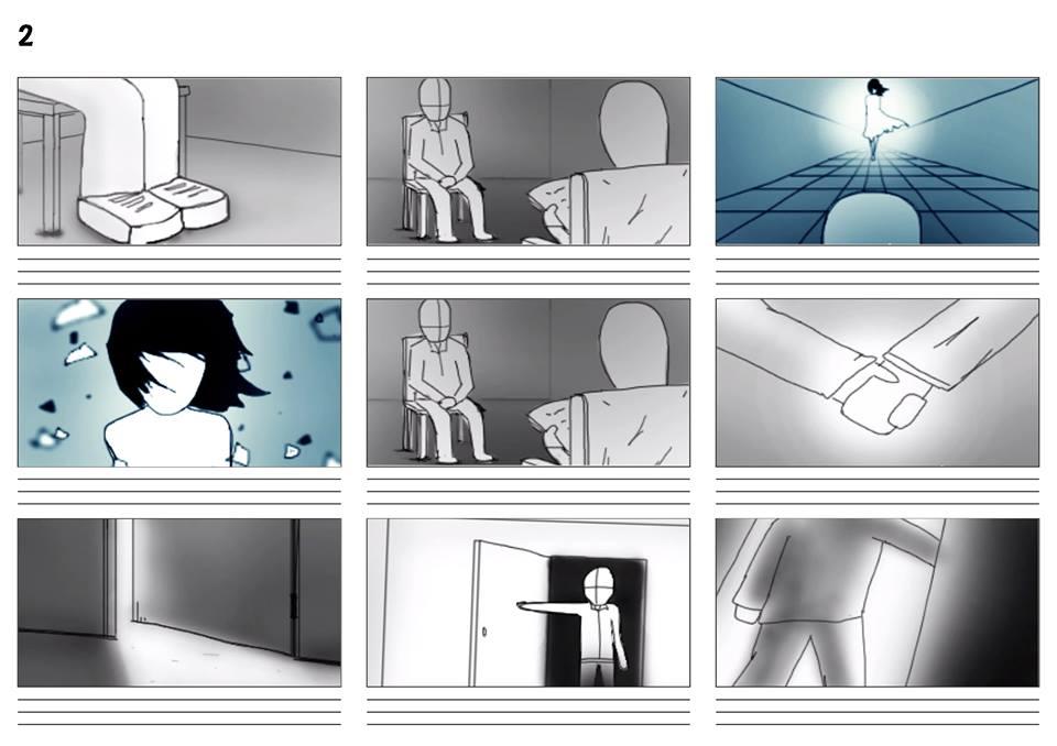 Storyboard / Key Visual Hazardteam