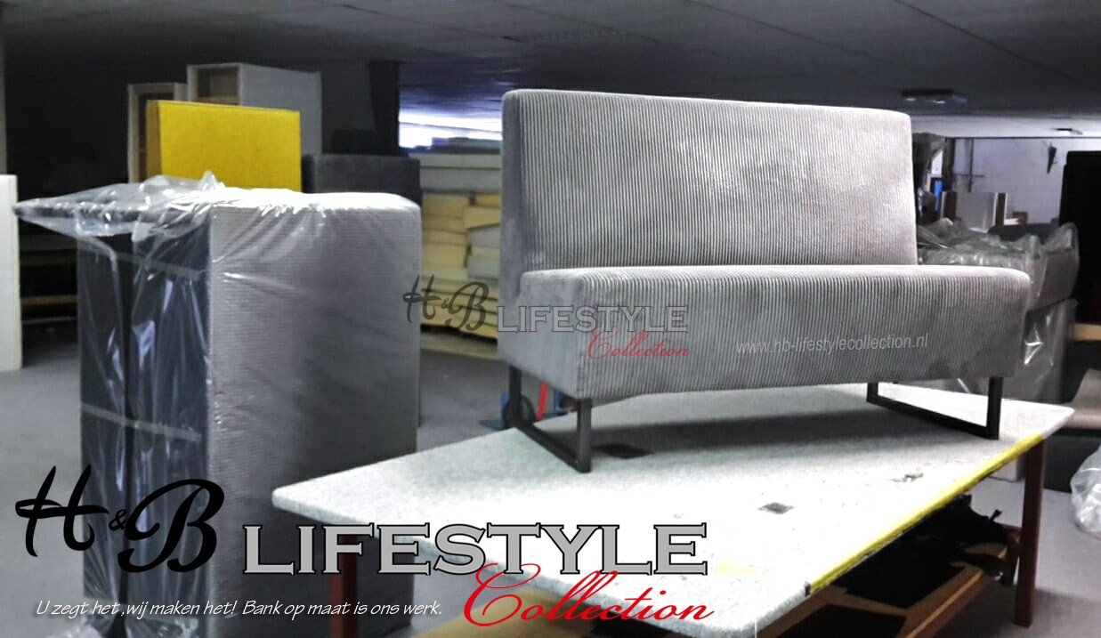 Eettafel Bank Velours Eetbank Op Maat Hb Lifestyle Collection