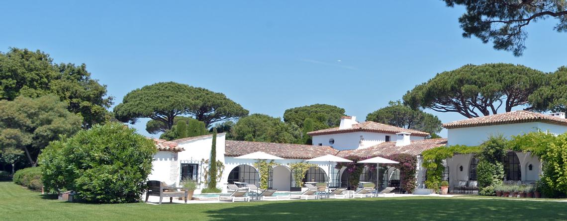 Properties in Saint Tropez