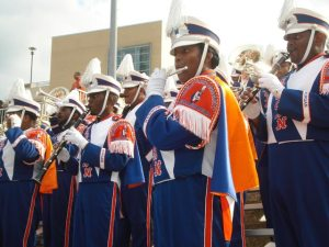 Morgan State's Magnificent Marching Machine