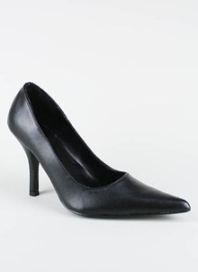 Pointed Toe Pump - Go Jane