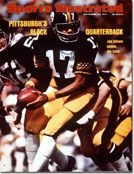 Joe Gilliam, Jr., Pittsburgh Steelers Quarterback