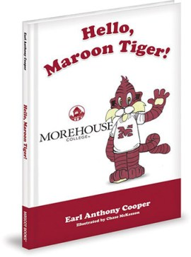 Maroon Tiger Earl Anthony Cooper