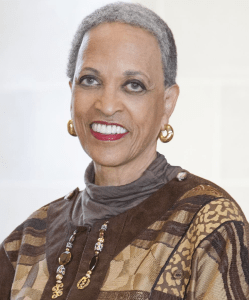 Dr Johnetta Betsch Cole