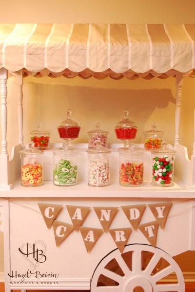 Candy Cart Rental