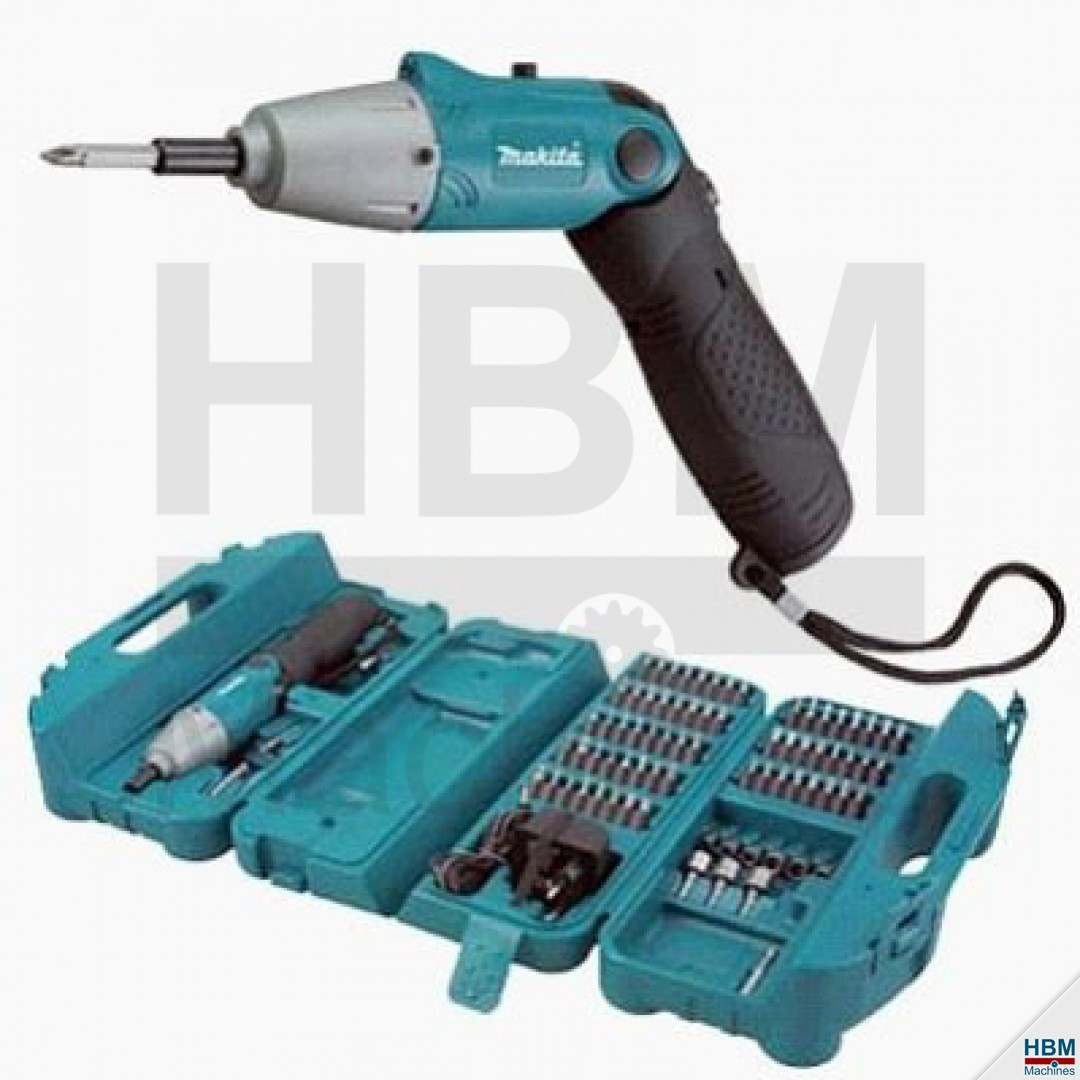 Makita Vlakschuurmachine Bo4565k Toolnation Makita Actie