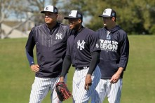 MLB: FEB 19 Yankees Spring Training