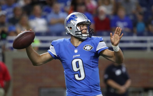 Detroit Lions 2016 Team Preview